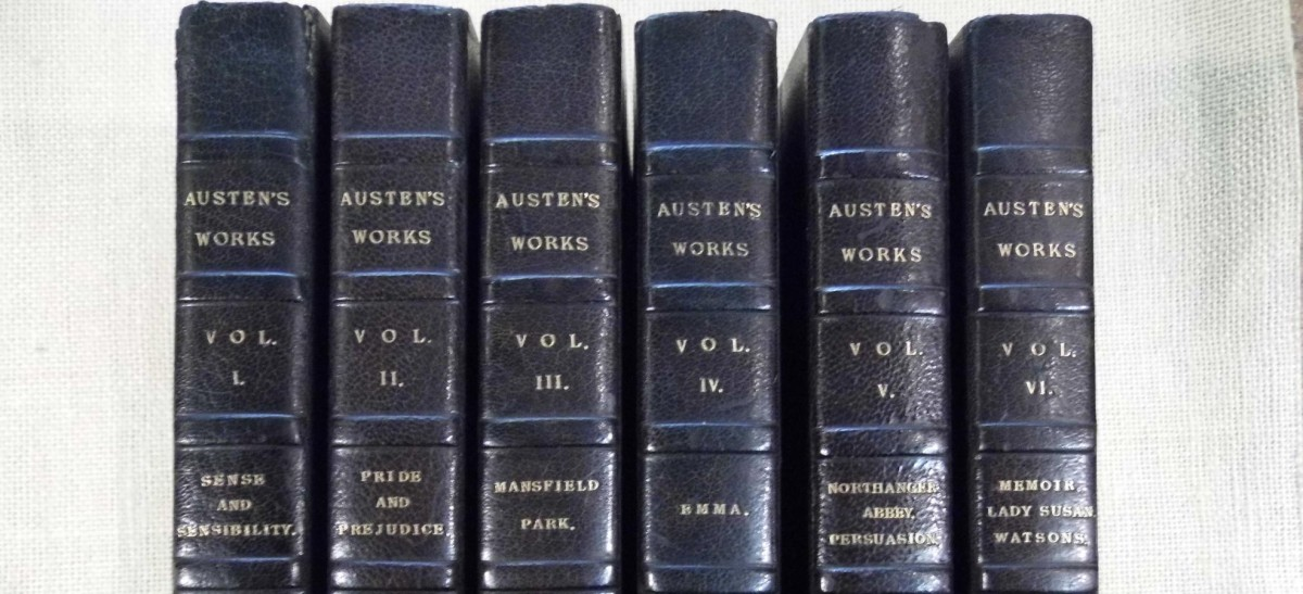 Annotating Austen